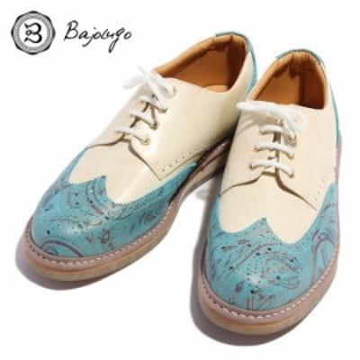 BajoLugo バジョルゴ おとこのブランドHEROES 掲載 ウィングチップ 靴 シューズ スニーカー ペイズ