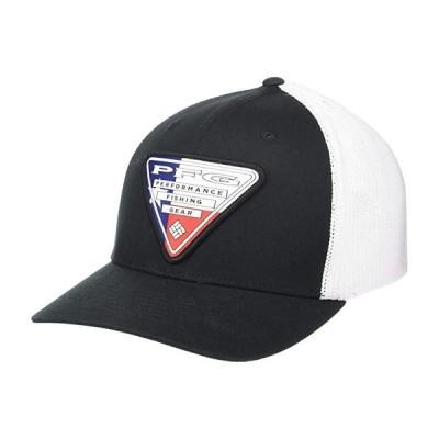 コロンビア PFG Mesh Stateside メンズ 帽子 Black/Texas Triangle
