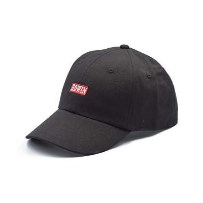 エドウイン(edwin) ベースボール キャップ 帽子 ベースボールキャップ おとな エドウィン 211 (05 ブラック)