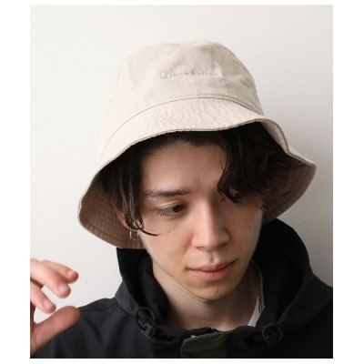 JUNRed / 【Newhattan×JUNRED】エンブロイダリーツイルバケット MEN 帽子 > ハット