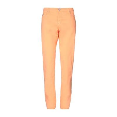 ヘンリー コットンズ HENRY COTTON'S パンツ オレンジ 40 コットン 98% / ポリウレタン 2% パンツ