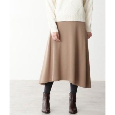 スカート ◆スムースミルドスカート