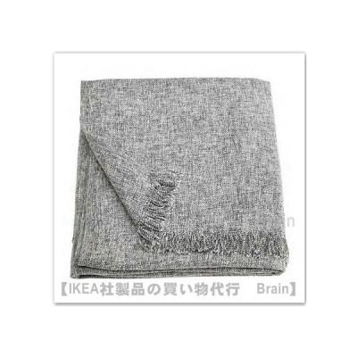 IKEA/イケア INGRUN/イングルン ひざ掛け130x170 cm グレー