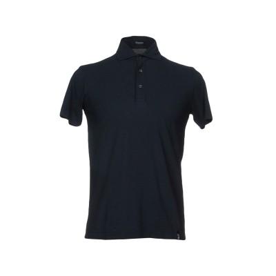 ドルモア DRUMOHR ポロシャツ ダークブルー XXS 100% コットン ポロシャツ
