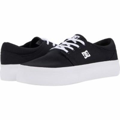ディーシー DC レディース シューズ・靴 Trase Platform Black/White