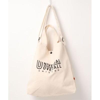 IO / 【72】【UNIVERSAL OVERALL】スーベニア 2WAY0ショルダートート WOMEN バッグ > ショルダーバッグ