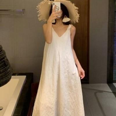 ロングワンピース ワンピース ロング丈 マキシワンピース ワンピース 大きいサイズ ゆったり リゾート リゾートワンピ 韓国 ファッション
