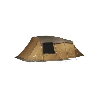 スノーピーク(snow peak) テント ファミリー キャンプ  エントリー2ルーム エルフィールド TP-880 アウトドア 家族 2ルーム  (メンズ、レディース、キッズ)