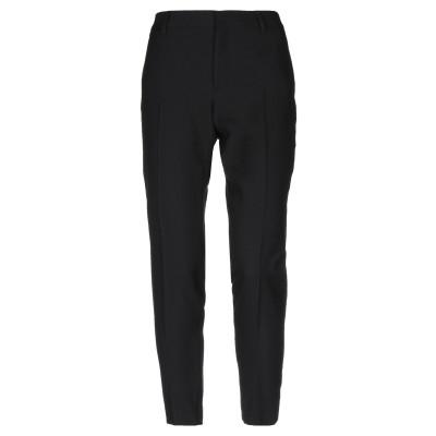 SAINT LAURENT パンツ ブラック 36 バージンウール 100% パンツ
