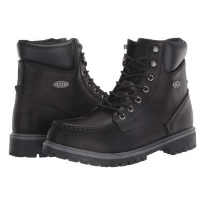 ラグズ Lugz メンズ ブーツ シューズ・靴 Folsom Black/Charcoal