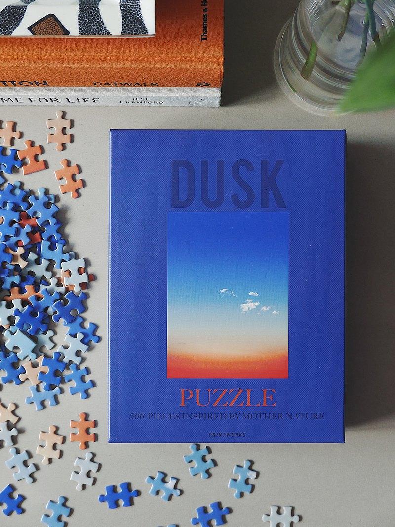 PRINTWORKS PUZZLE - DUSK 拼圖 (500塊) (52x38 cm)