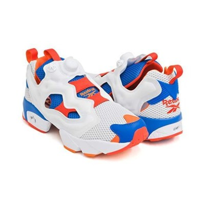 リーボック INSTAPUMP FURY OG NM WHITE/DYNBLU/HIVIOR fv1570-fba 28.0(10) US
