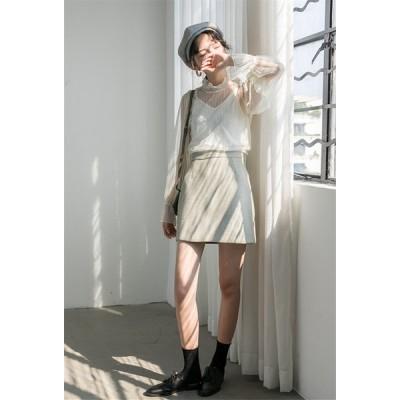 新上品 気高い 新品 韓国ファッション 大人気 トレンド CHIC 小さい新鮮な sweet系 トップス