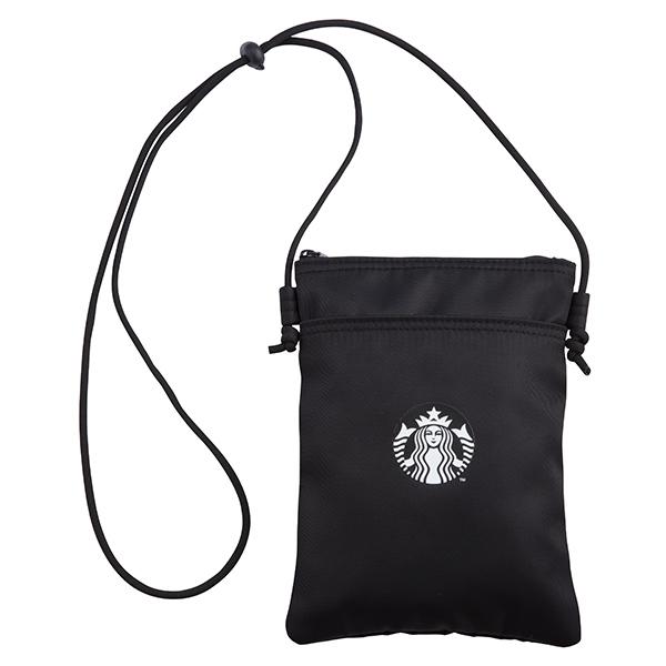 星巴克品牌輕巧側背包