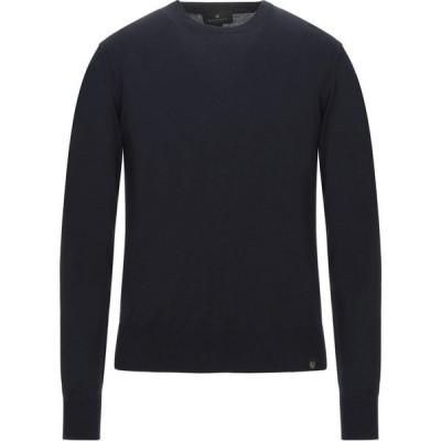 ベルスタッフ BELSTAFF メンズ ニット・セーター トップス Sweater Dark blue