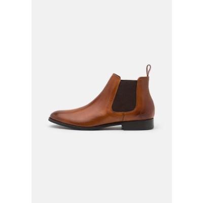 メルヴィンアンドハミルトン レディース 靴 シューズ SALLY 25 - Ankle boots - crust wood
