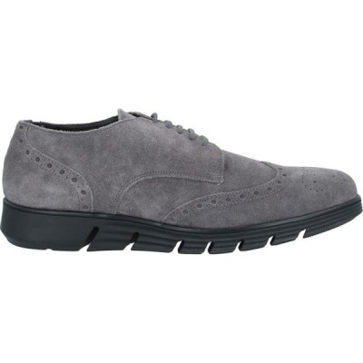MR. KOBE メンズ シューズ・靴 laced shoes Lead