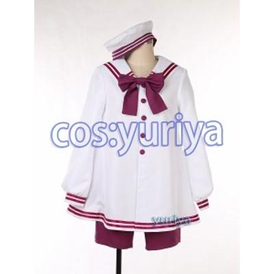 FGO 概念礼装 白い服の水兵さん エウリュアレ コスプレ衣装