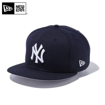 【メーカー取次】 NEW ERA ニューエラ 9FIFTY ニューヨーク・ヤンキース ネイビー 12336619 キャップ メンズ 帽子 メジャーリーグ 野球 ブランド【Sx】