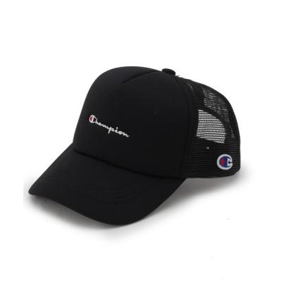 BASESTATION / Champion / チャンピオン メッシュ キャップ CAP MEN 帽子 > キャップ