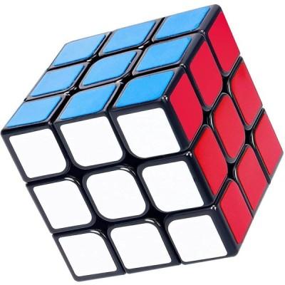 MerryNineプロフェッショナルスピードキューブ3x3x3、大人用ポータブル丈夫で滑らかなパズルのおもちゃ(標準)