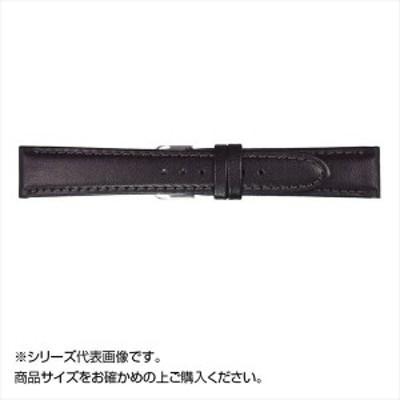 時計バンド EMカーフ 22mm ブラック (美錠:銀) CEM-A22 ▼場面に合わせて、スタイリッシュにベルト交換