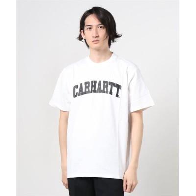 Carhartt WIP / S/S UNIVERSITY T-SHIRT MEN トップス > Tシャツ/カットソー