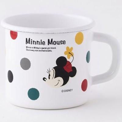 富士ホーロー ディズニー ミッキー&ミニーシリーズ 7cmマグ DY-7MG.1
