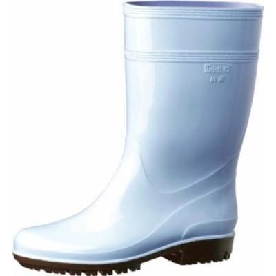 ミドリ安全ハイグリップ長靴HG2000N 28cm ブルー    [7-1366-0547 6-1306-0547  ]