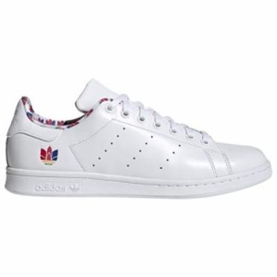 (取寄)アディダス オリジナルス メンズ シューズ スタン スミス adidas originals Men's Shoes Stan Smith White Multi   Inclusivity