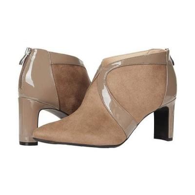 LifeStride ライフストライド レディース 女性用 シューズ 靴 ブーツ アンクル ショートブーツ Glamour - Putty