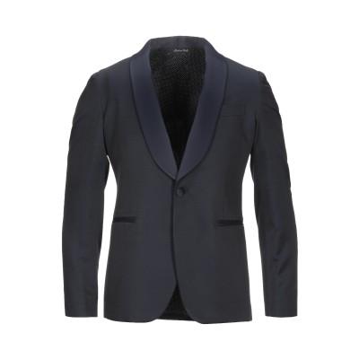 ブライアン デールズ BRIAN DALES テーラードジャケット ダークブルー 44 ウール 58% / ポリエステル 42% テーラードジャケット
