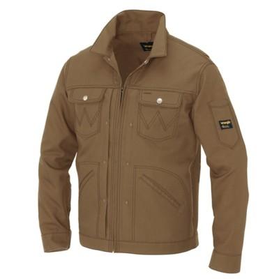 AZ-64201 アイトス Wrangler ジップアップジャケット(男女兼用)(厚地) 作業服