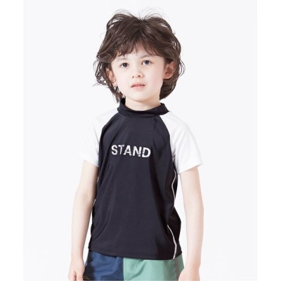 F.O.Online Store / 半袖ラッシュガード_UVカット KIDS 水着/着物・浴衣 > ラッシュガード