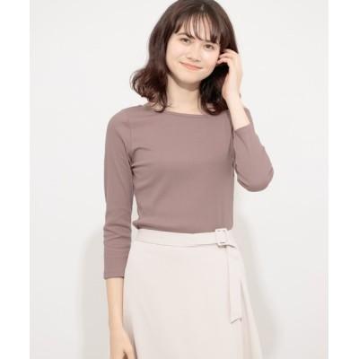 ZOZOUSED / 7分袖カットソー WOMEN トップス > Tシャツ/カットソー