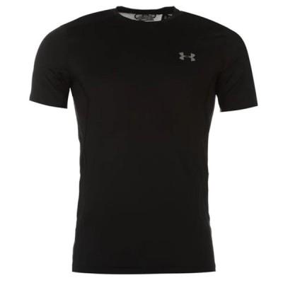 アンダーアーマー シャツ メンズ トップス Raid Short Sleeve T Shirt Mens