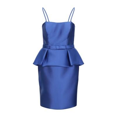PRONOVIAS ミニワンピース&ドレス ブライトブルー 46 ポリエステル 70% / ナイロン 30% ミニワンピース&ドレス