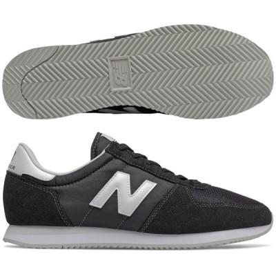 ニューバランス メンズファッション スニーカー ローカット U220 AA2 ブラック New Balance U220AA2