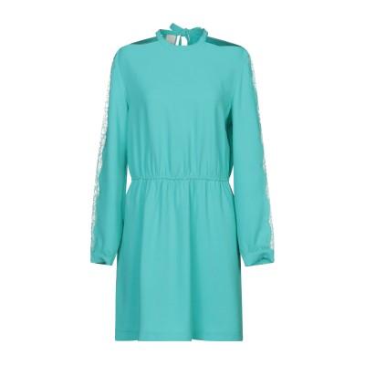 ピンコ PINKO ミニワンピース&ドレス ライトグリーン 40 ポリエステル 100% / ナイロン ミニワンピース&ドレス