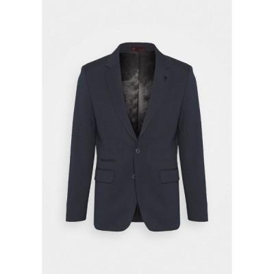ジースター ジャケット&ブルゾン メンズ アウター STADIAL BLAZER - Blazer jacket - stanford dobby/mazarine blue