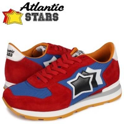 アトランティックスターズ Atlantic STARS アンタレス スニーカー メンズ ANTARES レッド FAA-50B