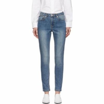 アーペーセー A.P.C. レディース ジーンズ・デニム ボトムス・パンツ indigo standard jeans
