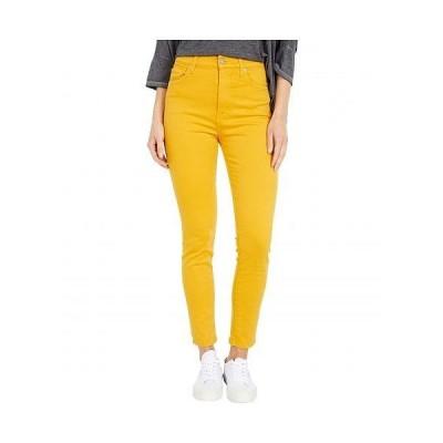 7 For All Mankind セブンフォーオールマンカインド レディース 女性用 ファッション ジーンズ デニム High-Waist Ankle Skinny in Gold - Gold