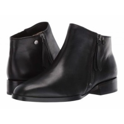 Naturalizer ナチュラライザー レディース 女性用 シューズ 靴 ブーツ アンクル ショートブーツ 27 Edit Carter Black【送料無料】