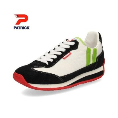 パトリック スニーカー マラソン PATRICK MARATHON LDYBG 94190 ホワイト マルチカラー メンズ レディース 靴 日本製