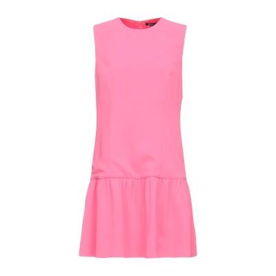 RAOUL ミニワンピース&ドレス ピンク 42 レーヨン 97% / ポリウレタン 3% ミニワンピース&ドレス