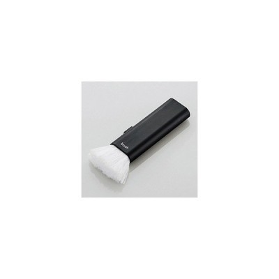 ELECOM(エレコム) クリーニングブラシ コンパクト収納タイプ (ネイビー) KBR-014NV