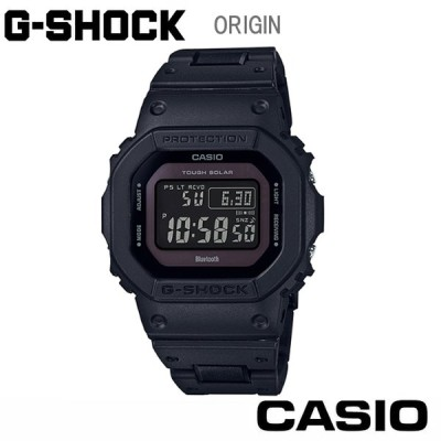 【正規販売店】CASIO カシオ G-SHOCK  GW-B5600BC-1BJF Bluetooth 搭載 電波ソーラー  メンズ デジタル