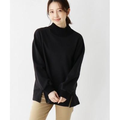 SHOO・LA・RUE / 【M-LL】ドロップショルダープルオーバー WOMEN トップス > Tシャツ/カットソー
