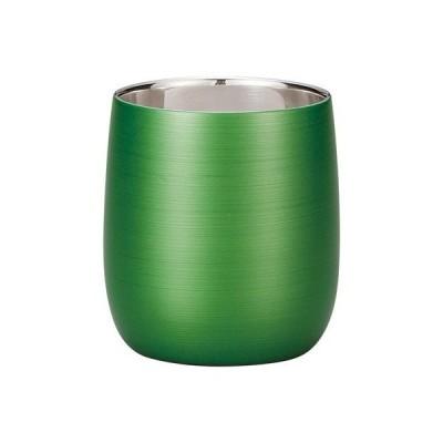 漆磨カップ 2重ロックカップだるま 250mL パールグリーン 送料無料 東急ハンズ